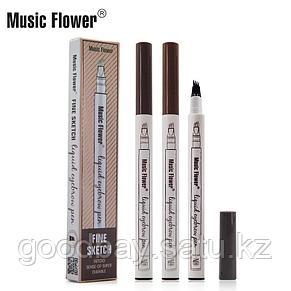Music Flower ручка для бровей, фото 2