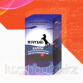 Капли для потенции Mustang (Мустанг)