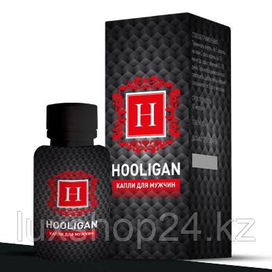 Капли Hooligan для повышения потенции