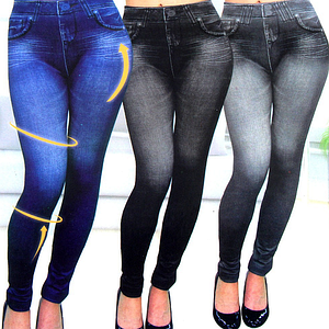 Моделирующие леджинсы Shape Jeans (Шейп Джинс)