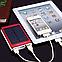 PowerBank на солнечных батареях Solar Power Bank 20000mAh, фото 5