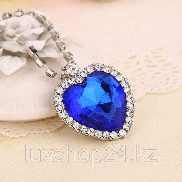 Ожерелье Сердце океана (кулон из фильма «Титаник»)