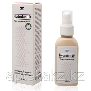 Гель от перхоти Hydrolat 10 (Гидролат 10), фото 2