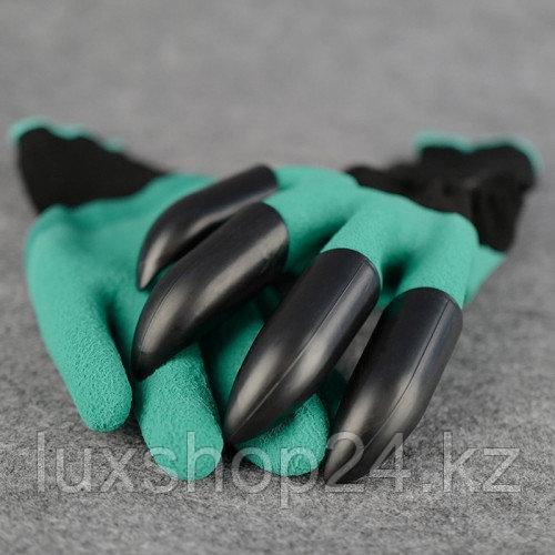 Garden Genie Gloves садовая перчатка с когтями