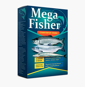 Приманка для рыбы Mega Fisher (Мега Фишер)