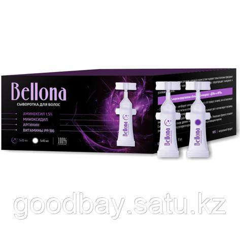 BELLONA (БЕЛЛОНА) сыворотка для роста волос, фото 2