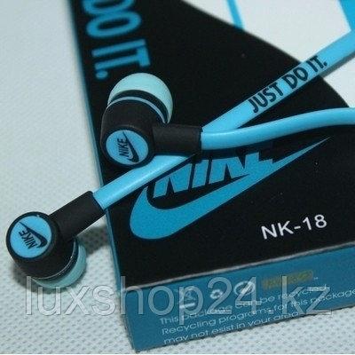 Наушники NIKE Just do it NK-18 - фото 6