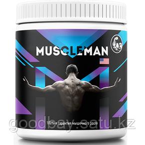 Протеин Muscleman (Мускулмен) для наращивания мышечной массы, фото 2