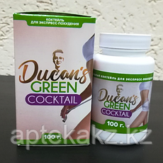 Зелёный коктейль Дюкана для похудения, фото 3