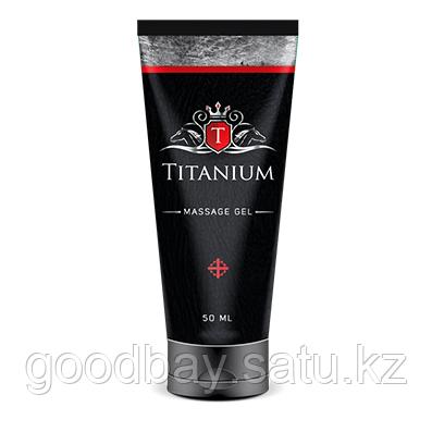 Titanium (Титаниум) гель для увеличения члена, фото 2