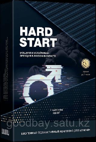 Hard Start (Хард Старт) капсулы для потенции, фото 2