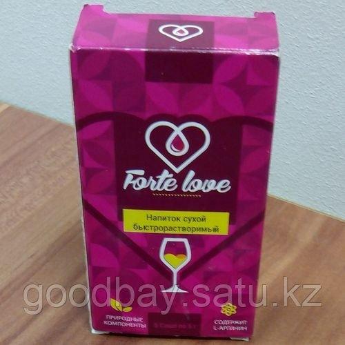 Напиток Forte Love (женский возбудитель Форте Лове)