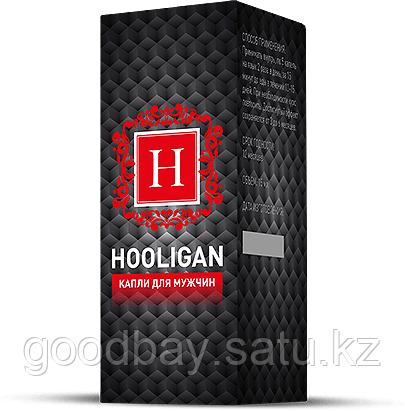 Капли для потенции Hooligan (Хулиган)