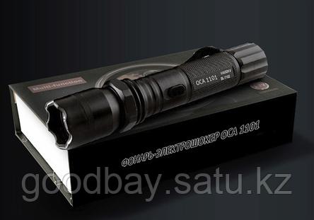Фонарь-электрошокер ОСА 1101 (Police), фото 2