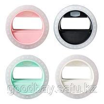 Селфи-кольцо iSELFIE (светодиодная кольцевая лампа), фото 2