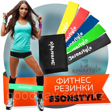 EsonStyle фитнес-резинки (5 шт), фото 2