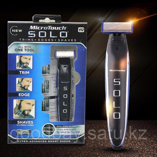 MICRO TOUCH SOLO (Микро Тач Соло) триммер для мужчин