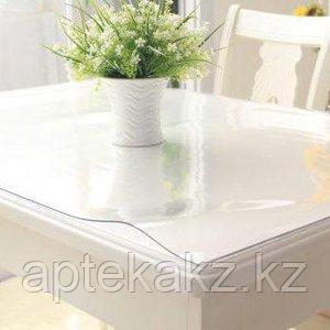 Прозрачное мягкое стекло на стол, фото 2