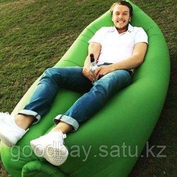 Надувной диван лежак Lamzac Hangout (Ламзак), фото 2