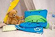 Детский спальный мешок синий, фото 6