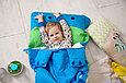 Детский спальный мешок синий, фото 5