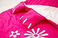 Детский спальный мешок красный  слипик, фото 5