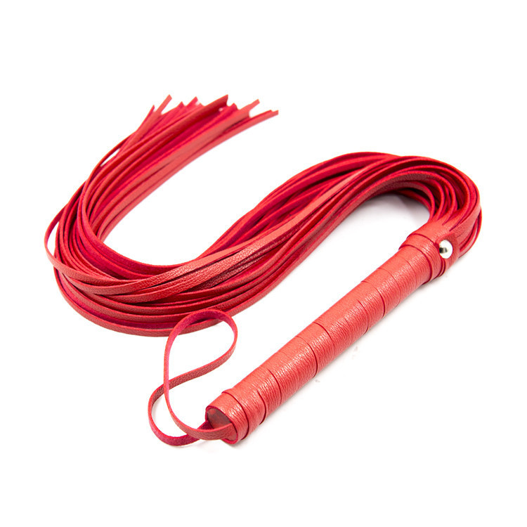 Плеть L 65.0 см, цвет красный