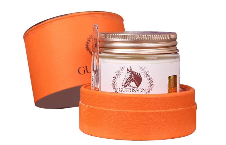 Крем для лица с лошадиным жиром Claire`s Guerisson 9 complex  70 ml.