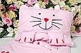 Спальный мешок детский розовый, фото 6