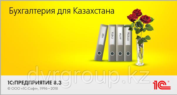 1С: Бухгалтерия для Казахстана, фото 2