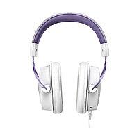 Наушники HyperX Cloud Alpha Purple/White HX-HSCA-PL, фото 1
