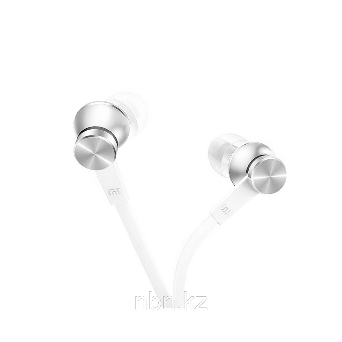 Наушники Mi Piston Headphone Basic Серебристый