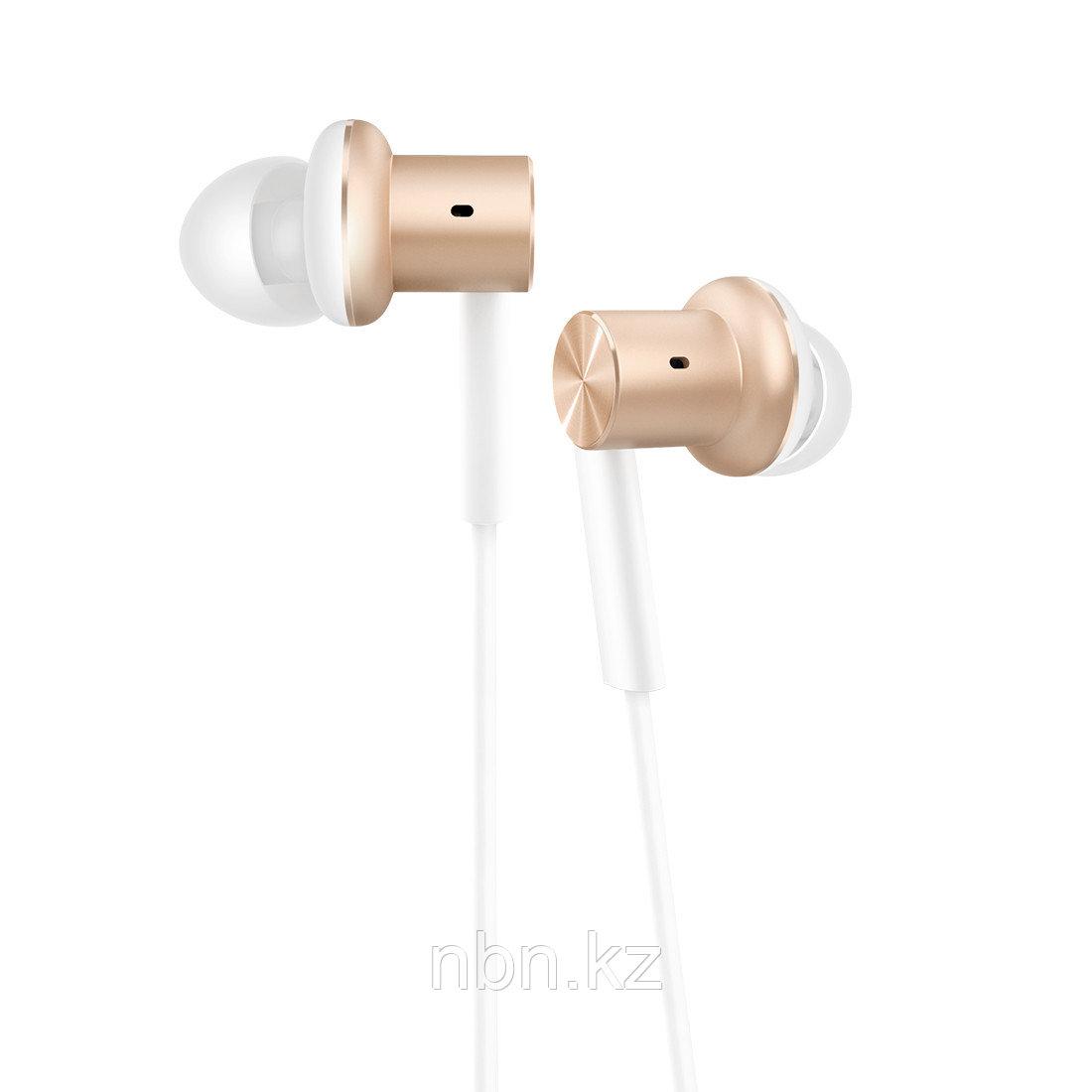 Наушники Mi In-Ear Headphone Hybrid Pro Gold
