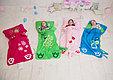 Спальный мешок детский розовый, фото 9