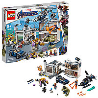 LEGO Super Heroes - База Мстителей