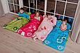 Детский спальный мешок слипик зеленый, фото 6