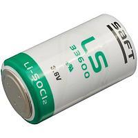 LS33600 3.6V SAFT D LiSOCL2 литиевая батарея.