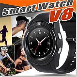 Умные смарт - часы. Smart Watch V8, фото 6