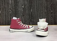 Зимние Кеды Evenstar (Pale Pink) +Мех