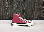 Зимние Кеды Evenstar (Pale Pink) +Мех, фото 2