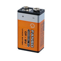 CP9V FANSO 9v LiMnO2 литиевая батарея.