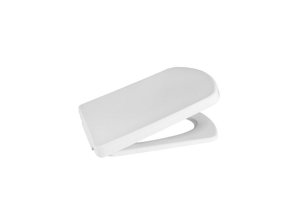 ROCA Сиденье для унитаза, Soft-Close, (DAMA-N, Белый) 7801782004