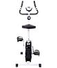 Велотренажер - Magnetic Bike (черно-белый), фото 4