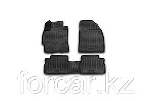 Коврики 3D в салон  Corolla 2013 -> Novline