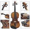 Скрипка Sonata 3/4, фото 4