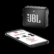 Колонка JBL GO 2 black (Оригинал), фото 3