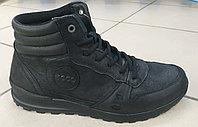 Ботинки ECCOСS14 Мех кожа, фото 1