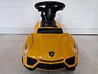 "Красивый толокар ""Lamborghini"". Оригинал., фото 3"