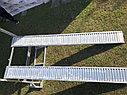 Погрузочные рампы 1150 кг, 3000 мм производство, фото 4