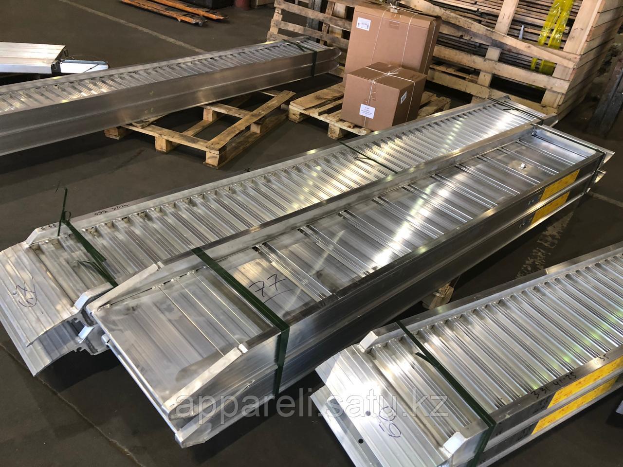 Алюминиевые трапы 2700 кг, 3 метра производство